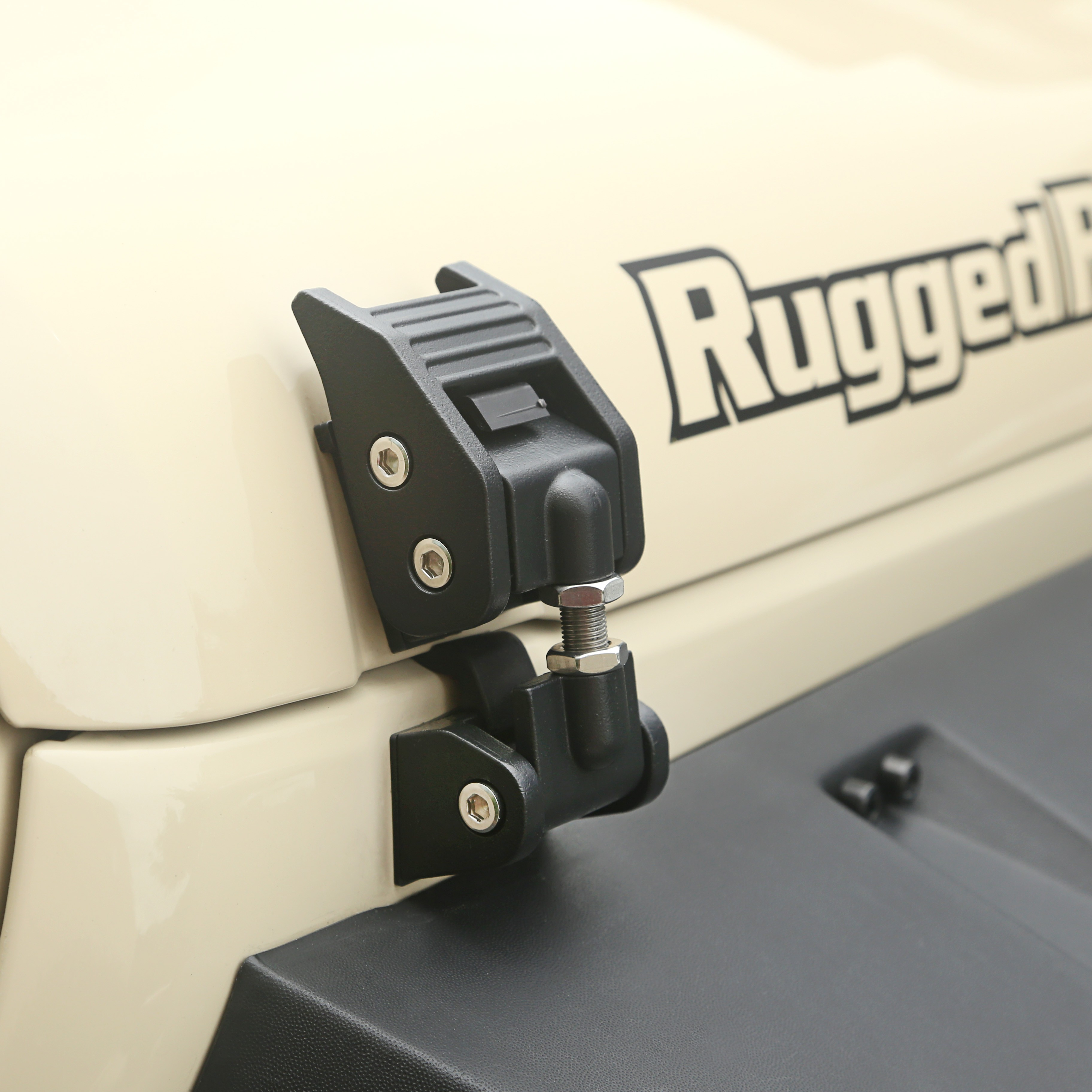 Hood Catches Textured Black Wrangler Jk 1121017 Jeepey Jeep Release Jm 02693