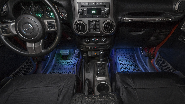 Interior Led Lighting System Jk