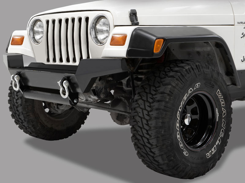 Front Recovery Bumper, High Access HighRock 4x4, TJ (42917 01 / JM