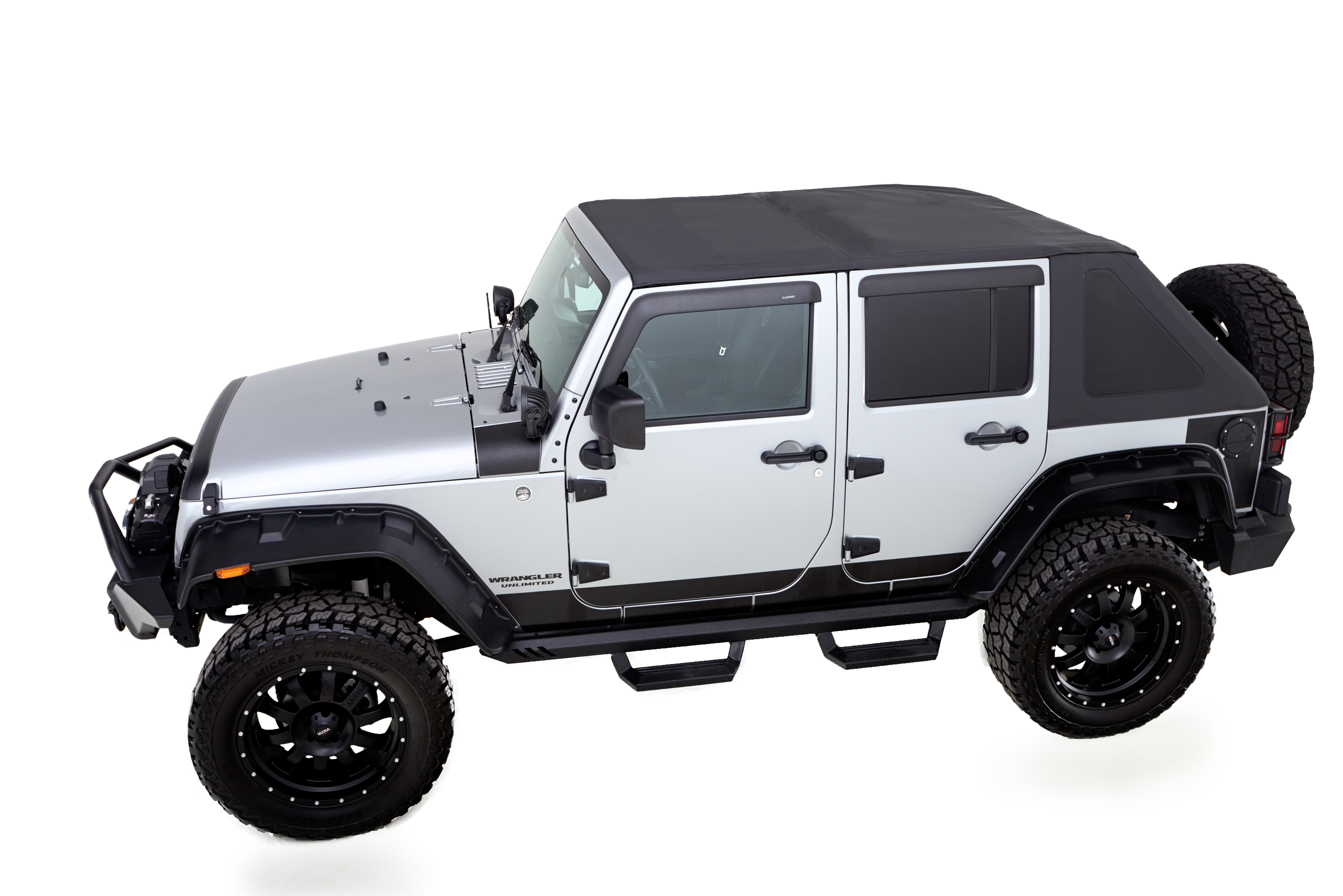 Fold Back Soft Top 4 Door Rt10835t Jeepey Jeep