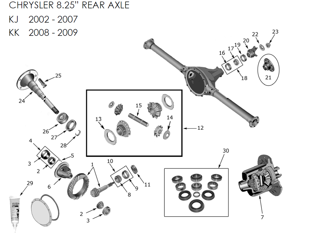 Suspension Jeep Grand Cherokee Wh Wk 2005 2011 Jeep Suspension Parts besides Exhaust Kit Grand Cherokee Wj 47l 5096298aa also Tie Rod End Kj Right Outer 5072444aa also DIY HP3114 review 1 likewise 3 Piece Body Armor Kit 11650 52. on jeep cherokee parts dealers