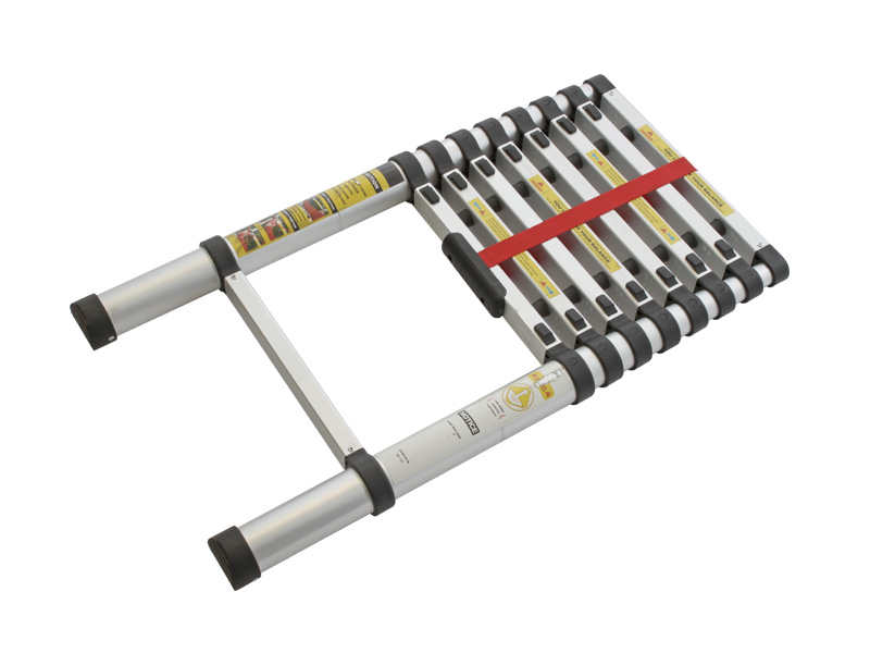Telescopic Ladder Parts : Telescopic ladder m for roof rack ladd jeepey